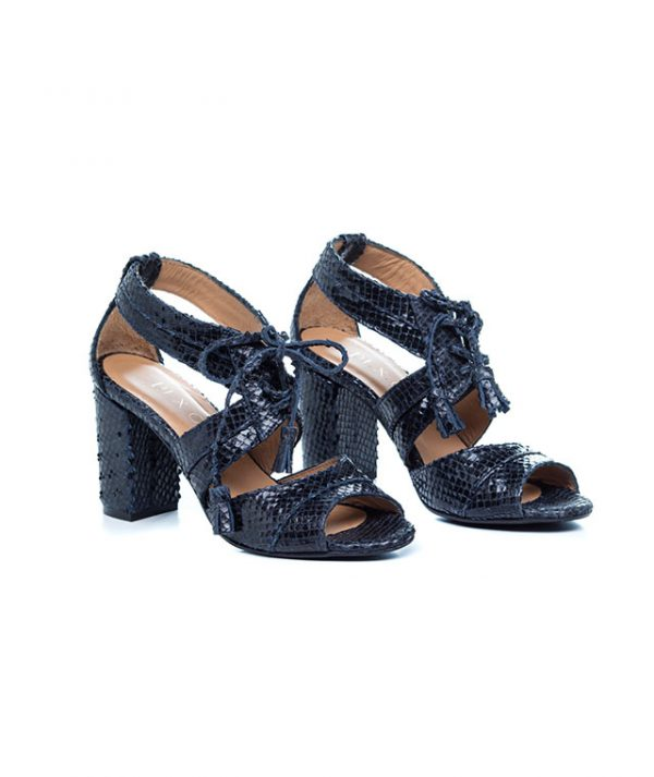 Sandálias de salto alto Camille