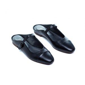 Sapatos Mules pretos Gigi