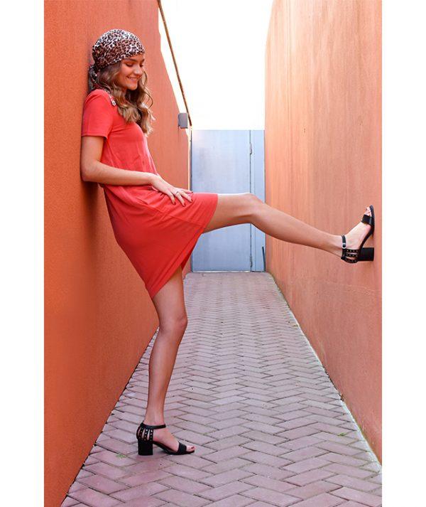 Sandálias Pretas Sophie